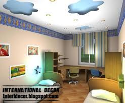 Pin By Tamas Szalay On Drywall Kids Interior Room Ceiling Design False Ceiling Design