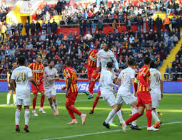 Kayserispor: 2-0 Sivasspor