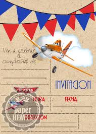 Invitaciones Frozen Planes Y Tea Party