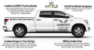 Usdot Truck Door Us Dot Numbers Stickers Decals For Semi Trucks Us Decals