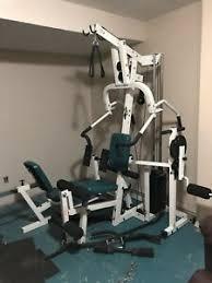 pacific fitness malibu home gym manual