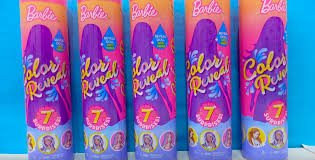 barbie Сolor reveal dolls where to