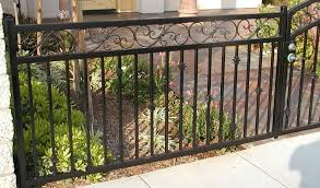 View Fences Security Door Gate Fence