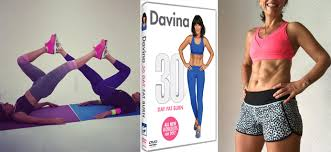 review davina mccall new fitness dvd