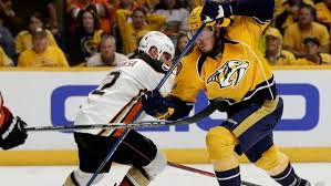 Predators lose Johansen for rest of playoffs after surgery to fix thigh  injury   CBC Sports