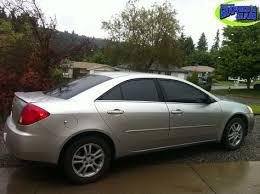 Www Spokanegraphicsandglass Com Pontiac G6 Window Tinting Tinted Windows Pontiac Car Door