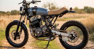 xr600 by cafe racer dreams