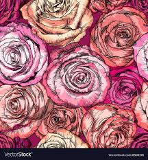 seamless fl rose wallpaper royalty