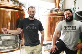 Sidetracked Brewery - Seth Murray and Joseph Ackerman - The 828