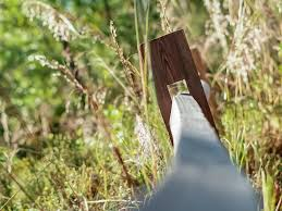 How To Fix A Fence Post That Is Leaning Hgtv
