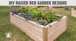 diy raised bed garden designs and ideas