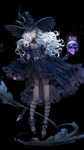 fantasy witch 750x1334 wallpaper id