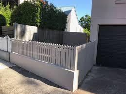 Picket Fences Aluminium Fencing Sydney All Types Of Fences Gates