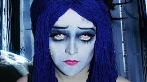 emily corpse bride make up