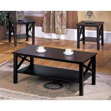 end tables and coffee tables set