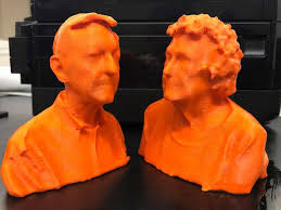 Fundraiser for Jon Williamson by Abigail Williamson : 3D Scanning& Printing  for the Blind