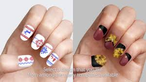 canon launches customizable nail