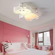 Super Deal 514da4 Cartoon Ceiling Light For Girls Room Led Cute Bedroom Light Fashion For Room Girls Kids Room Light Fixture Boy Room Lighting Cicig Co