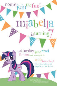 My Little Pony Twilight Sparkle Theme Birthday By Ciciandbobos