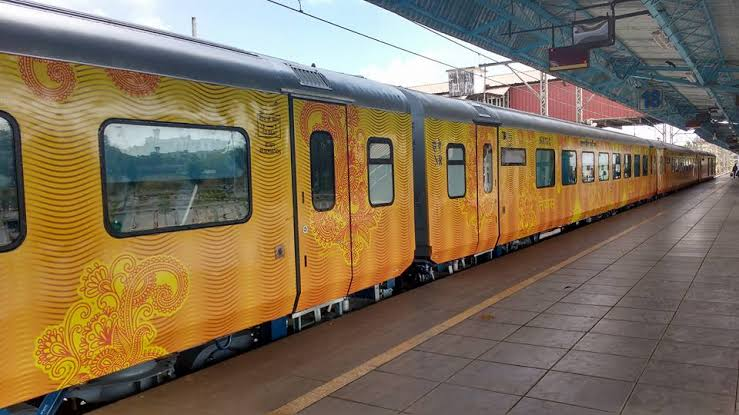 Image result for tejas express""