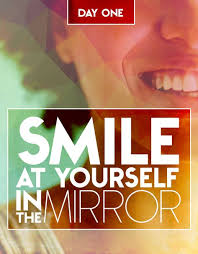 take buzzfeed s day love yourself challenge mirror quotes