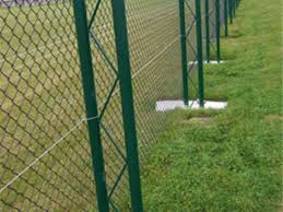 Golf Ball Up Against Fence What Is The Golf Rule In This Scenario Golfmagic