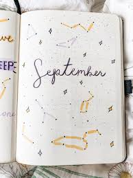 September Bullet Journal Spread - The ...