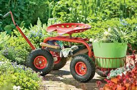 top 10 best rolling garden scooters