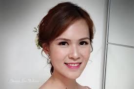 bridal makeup artists singapore brides