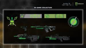 Halo Infinite Has Monster Energy Weapons Because Of Course It Does Vg247