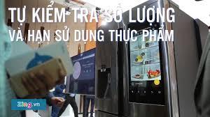 Samsung Family Hub - tủ lạnh có màn hình cảm ứng sắp về VN - YouTube