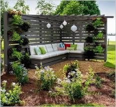 46 Marvelous Privacy Fence Ideas For Your Backyard 3 Homezideas