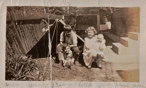 Vintage Irvington: Camping in the Backyard--1930