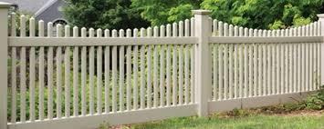 Vinyl Fence Fencecenter Com