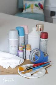 tips for painting on plastic crafts