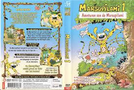 Marsupilami Vol. 01 Avonturen Van De Marsupilami DVD NL