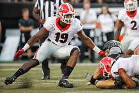 UGA football roster: Adam Anderson, the third down superstar
