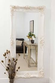 ornate wall mirror 6ft x 3ft