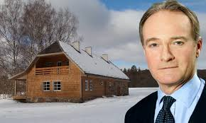 Mystery as 'poison' kills British tycoon and wife in remote Estonian forest  | Daily Mail Online