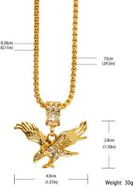 real gold 18k gold necklace solid gold
