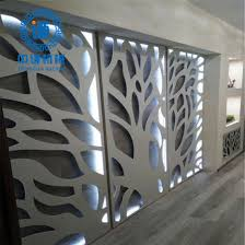 China Outdoor Laser Cut Backyard Modern Metal Fencing For Garden Decoration Decorative Flower Garden Fencing China Laser Cut Metal Panel Fencing And Outdoor Garden Fence Price