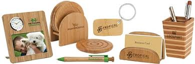 eco friendly promotional items for