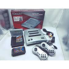 Máy chơi game điện tử Hamy 3in1 có thể chơi NES, SEGA, SNES