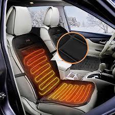 audew 12v car front seat hot heater