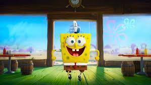 the spongebob sponge
