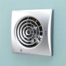 hib hush wall mounted bathroom fan with
