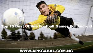 offline football games for android 2020