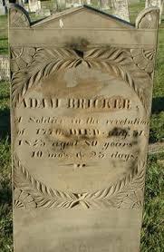 Adam Bricker (1763-1843) - Find A Grave Memorial