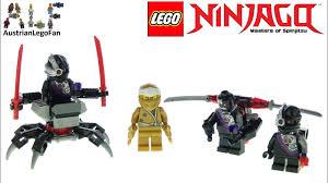 LEGO Ninjago 40374 Golden Zane Minifigure Accessory Set - Lego ...