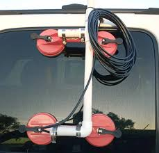 suction mount antenna w5nor scars